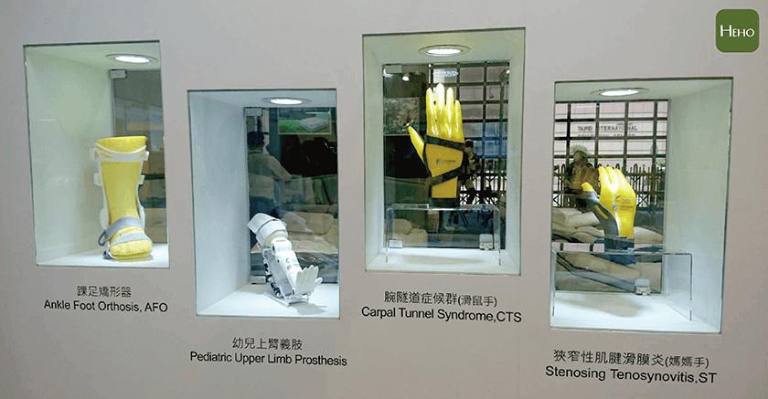 工研院透過3D列印幫助6個月嬰兒創造了迷你義肢輔具
